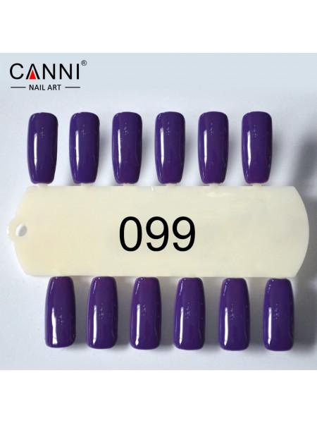 Гель-лак CANNI #099