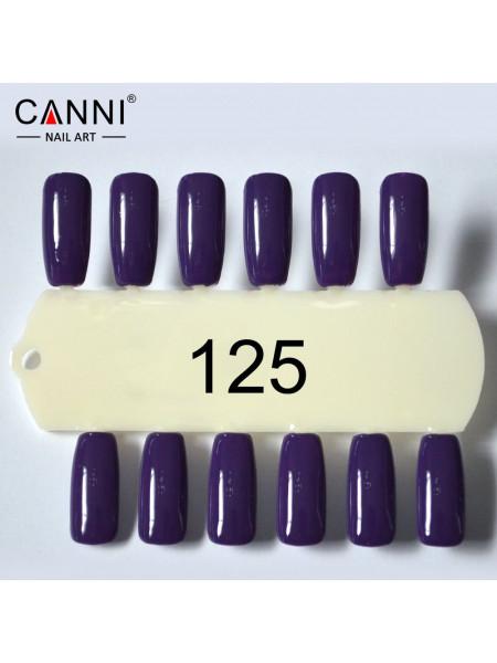 Гель-лак CANNI #125