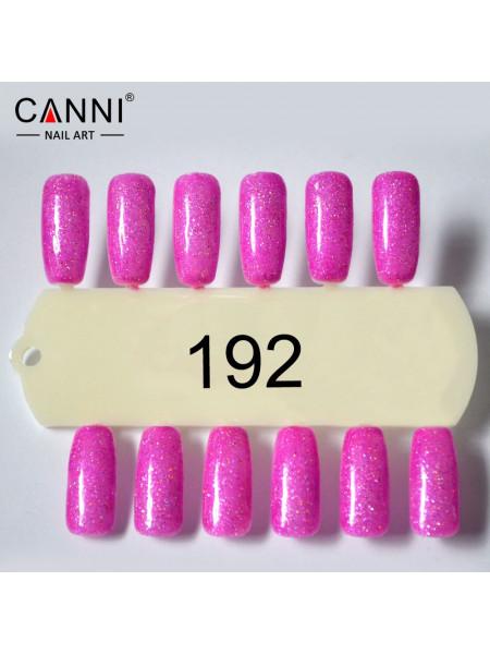 Гель-лак CANNI #192