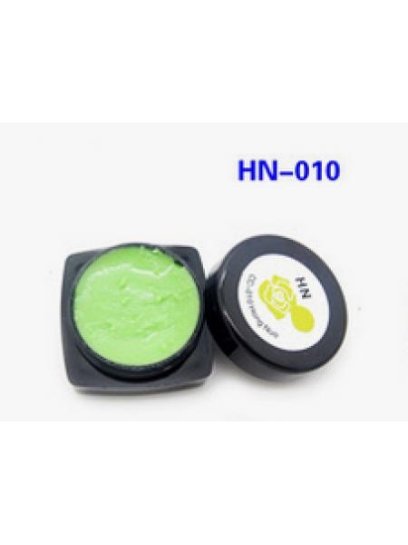 Гель-пластилин для дизайна ногтей (Зеленый) HN-10